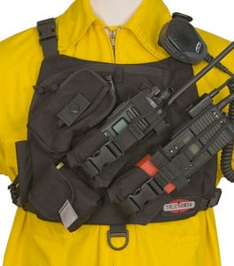 Radio Chest Dual Universal Harness