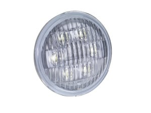 J.W. Speaker A6041 LED Retrofit PAR 36 Light Head Polycarbonate Lens