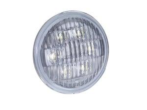 J.W. Speaker A6041 LED Retrofit PAR 36 Light Head Polycarbonate Lens