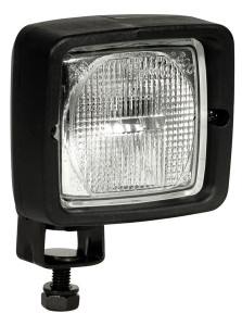 ABL 500/501 Series 3×3 Compact Halogen Work Lamp