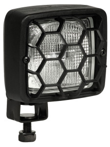 ABL 500/501 Series 3x3 Compact Halogen Work Lamp