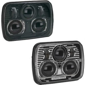 J.W. Speaker 8900 Series 5″ x 7″ LED High/Low Headlight