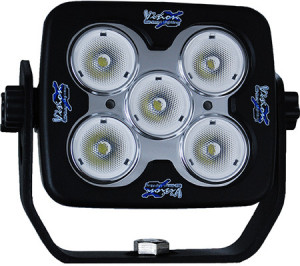 Vision X 4″ 50 Watt Solstice Prime LED Light