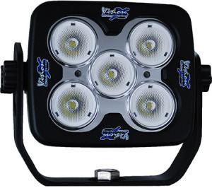 Vision X 4″ 50 Watt Solstice Prime LED Light