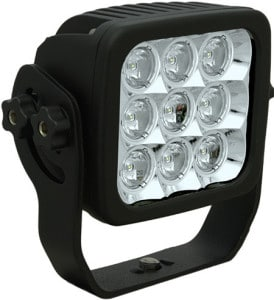 Vision X 4″ Explorer 9 LED Light