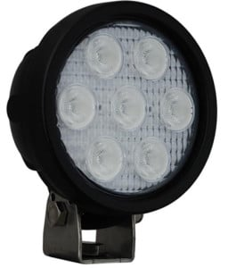 Vision X 4″ Round Utility Market LED Light