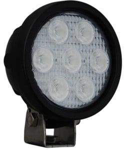 Vision X 4″ Round Utility Market LED Light
