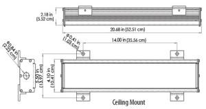 Phoenix PCWL Series Linear LED Light
