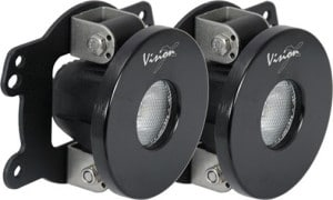 Vision X 07-11 Jeep JK Fog Light Kit