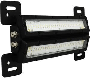 Vision X Shockwave Dual Panel LED Light