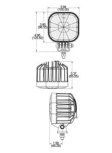 Speaker A832 Multi-Volt Series 4