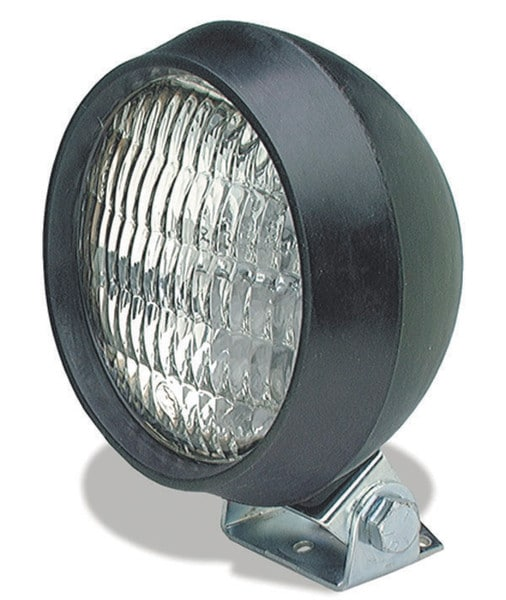 Grote Par36 Utility Lamp Rubber Housing Only Aps