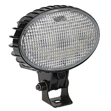 "J.W. Speaker A735 Series 3"" x 5"" Oval LED Worklight"