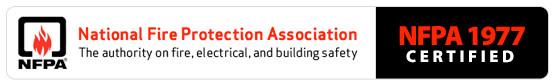 NFPA-certified