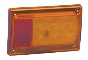 J.W. Speaker A260 MultiVolt LED Stop, Tail & Turn