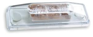 Grote SuperNova Rectangular LED Utility Lamp 2V