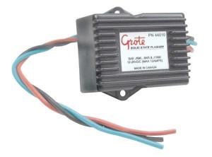 Grote LED Flasher 12-24V