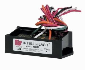 Federal Signal Intelli-Flash Two Head & Four Head Flasher 12-24V