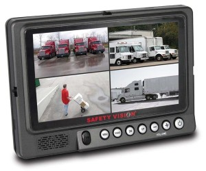 Safety Vision SV-CLCD70B Monitor