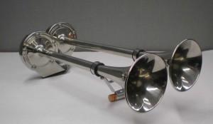 AFI Trumpet Electric Horn 12V / 12V