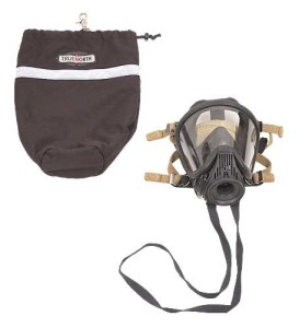 True North Gear Lined Oval Mask Bag