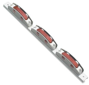Grote SuperNova Thin Line LED Bar Lamp - Red