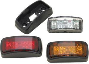 Speaker A150 LED Clearance - Side Marker