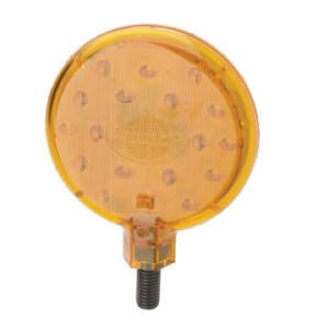 J.W. Speaker A206 MultiVolt Double-Sided Amber