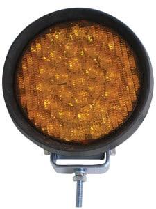"APS MultiVolt 1C37 Series LED ""7 Round Heavy Duty"