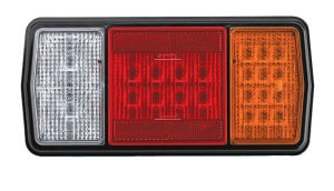 J.W. Speaker A265 MultiVolt Low Profile LED