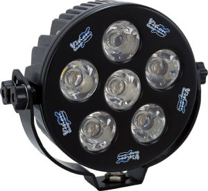 "Vision X Solstice S6100 Series 6"" Round LED Light"