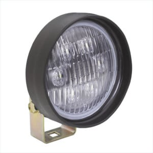 J.W. Speaker A6700 PAR36 12-48V LED Work Lamp with Rubber Housing