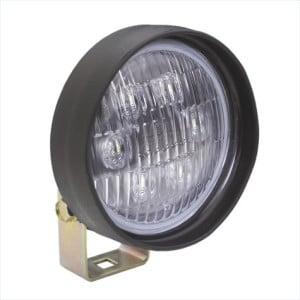 J.W. Speaker A6700 PAR36 12-48V LED Work Lamp with Rubber Housing