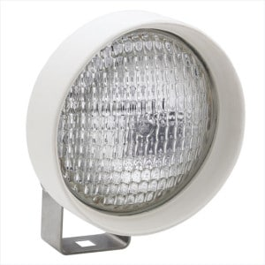 J.W. Speaker A6700 LED Marine Lamps in Heavy Duty Rubber Housing