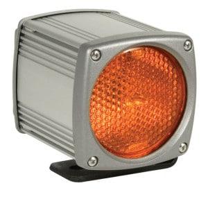 ABL 700A Xenon HID Fog Lamp Amber