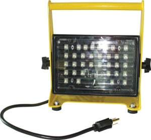 J.W. Speaker A520 8,100lu LED Portable Scene Light