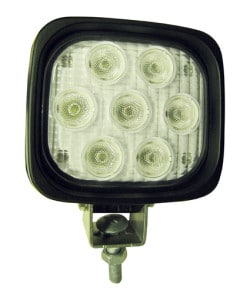 "Vision X UM4400 Series 4"" Square 21W 24V LED Work Light"