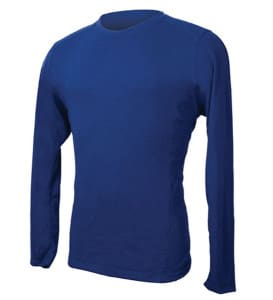 DragonWear Powerdry® FR Long Sleeve T-Shirt LT / Mens