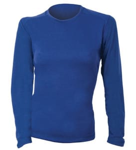 DragonWear Powerdry® FR Long Sleeve T-Shirt LT / Womens