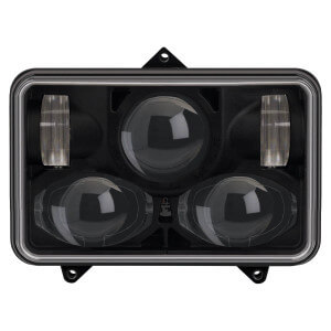 "J.W. Speaker 8800 Series 4"" X 6"" LED Hi/Lo Beam Headlights"