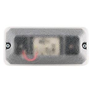 J.W. Speaker A410 Series 3″ x 7″ Rectangular LED Dome Light