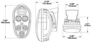 J.W. Speaker Model 515 4