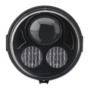 Speaker 8415 Round 4.5 LED Headlights 3