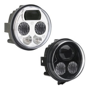 Speaker 8415 Round 4.5 LED Headlights