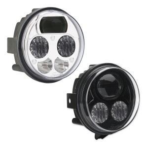 J.W. Speaker 8415 Round 4.5″ LED Headlights