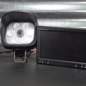 Vision X Video Extreme Light – Reverse Camera System