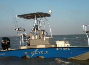 Golight Stryker for marine applications