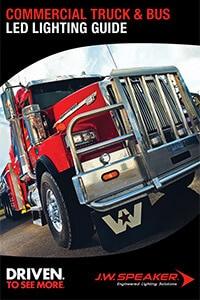 JW Speaker Commercial Truck Bus 2015