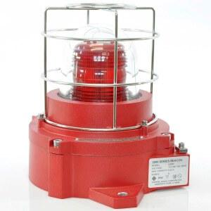 Federal 2000 Series Model Explosion-Proof LED Warning Light