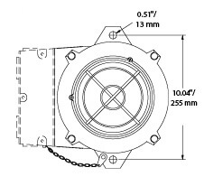 Federal-Explosion-Proof-LED - line drawings
